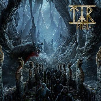 RockmusicRaider - Tyr - Hel - Album Cover