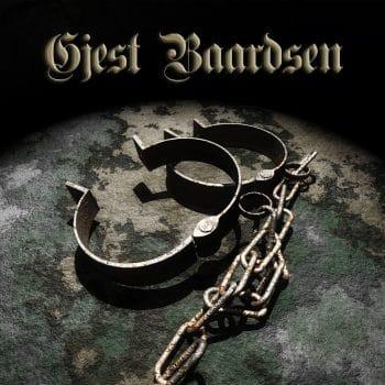 RockmusicRaider - Ævintyr - Gjest Baardsen - Album Cover