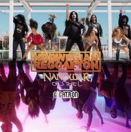 RockmusicRaider - Nanowar of Steel - Norwegian Reggaeton - Single Cover