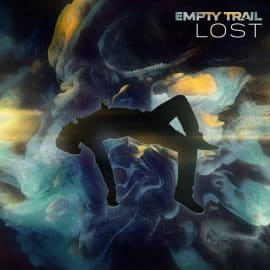 RockmusicRaider - Empty Trail - Lost - Album Cover