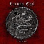 RockmusicRaider - Lacuna Coil - Black Anima - Album Cover