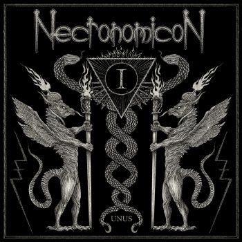 RockmusicRaider - Necronomicon - Unus - Album Cover