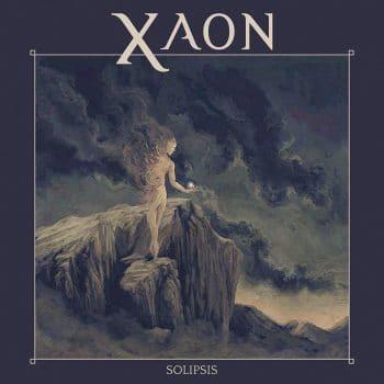RockmusicRaider - Xaon - Solipsis - Album Cover