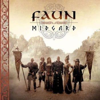 RockmusicRaider - Faun - Midgard - Album Cover