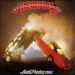 RockmusicRaider - Krokus - Metal Rendez-Vous - Album Cover