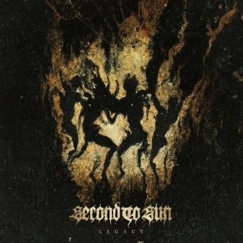 RockmusicRaider - Second To Sun - Legacy - Album Cover