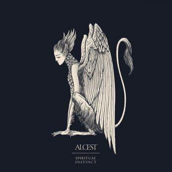 RockmusicRaider - Alcest - Spiritual Instinct - Album Cover