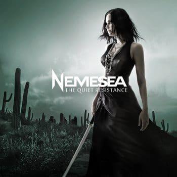 RockmusicRaider - Nemesea - The Quiet Resistance - Album Cover