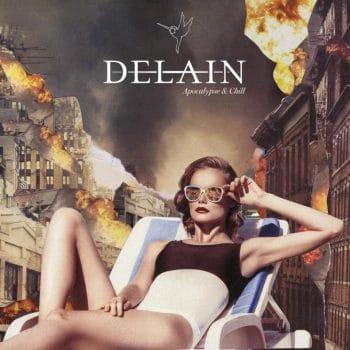 RockmusicRaider - Delain - Apocalypse & Chill - Album Cover