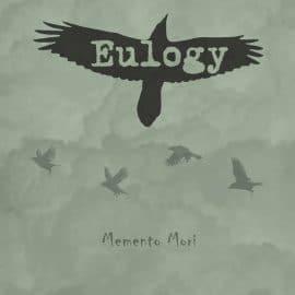 RockmusicRaider - Eulogy - Memento Mori - Album Cover