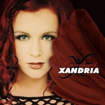 RockmusicRaider - Xandria - Ravenheart - Album Cover